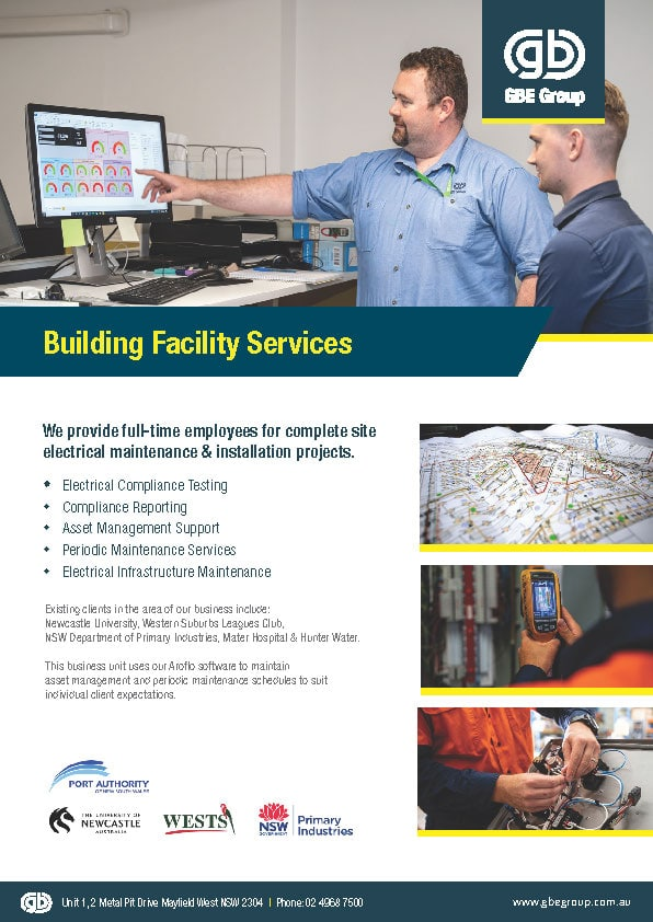 GBE Building Facility Services
