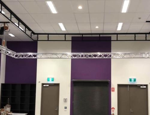 Entertainment Lifting Rig – Newcastle University